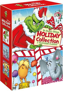 Dr. Seuss's Deluxe Holiday Collection (DVD) 9254697