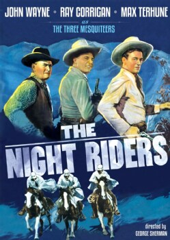 The Night Riders (DVD) 9254718