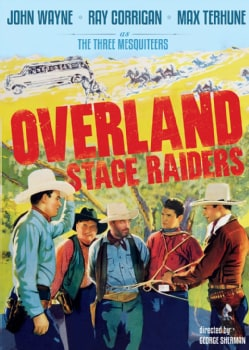 Overland Stage Raiders (DVD) 9254721