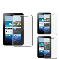 INSTEN Clear Screen Protector for Samsung Galaxy Tab 2 7.0/ P3100/ P3110 (Pack of 3)