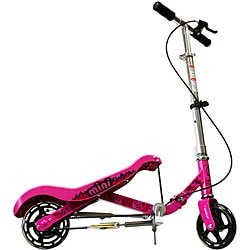 Rockboard Pink Mini Scooter