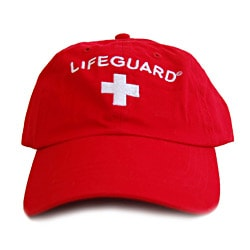 Lifeguard Baseball Cap