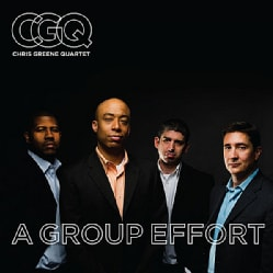 CHRIS QUARTET GREENE - GROUP EFFORT 9264618