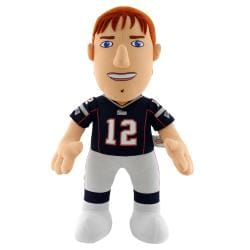 New England Patriots Tom Brady 14-inch Plush Doll 9271968