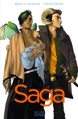 Saga (Paperback) 9274080