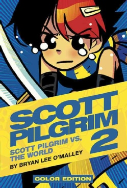 Scott Pilgrim 2: Scott Pilgrim Vs the World (Hardcover) 9274153
