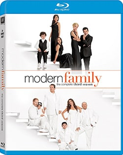 Modern Family Season 3 (Blu-ray Disc) 9274288