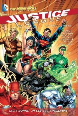 Justice League 1: Origin (Paperback) 9279781