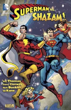 Superman Vs. Shazam! (Paperback) 9279803