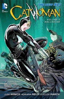 Catwoman 2: Dollhouse The New 52 (Paperback) 9279812