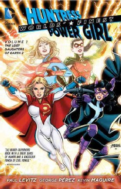 World's Finest 1: The Lost Daughters of Earth 2 (The New 52!) (Paperback) 9289485