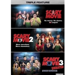 Scary Movie Triple Feature (DVD) 9289728