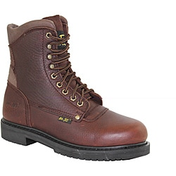 AdTec 1623 8-inch Leather Work Boots