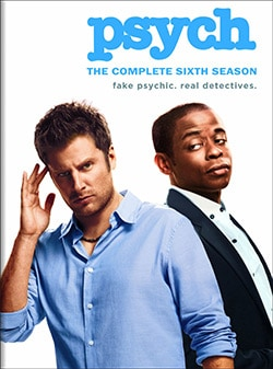 Psych: The Complete Sixth Season (DVD) 9299155