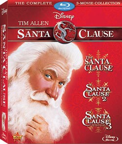 The Santa Clause Movie Collection (Blu-ray Disc) 9333911