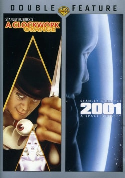 2001: A Space Odyssey/Clockwork Orange (DVD) 9407730