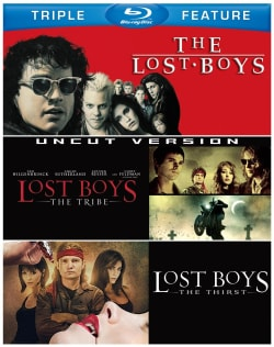 The Lost Boys/The Lost Boys: The Tribe (Uncut)/The Lost Boys: The Thirst (Blu-ray Disc) 9407740
