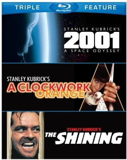 2001: A Space Odyssey/A Clockwork Orange/The Shining (Blu-ray Disc) 9407746