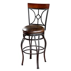 Sparta Swivel Counter Stool