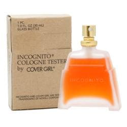 Cover Girl Incognito Women's 1-ounce Eau de Cologne Spray (Tester No Cap)