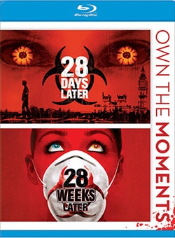 28 Days Later/28 Weeks Later (Blu-ray Disc) 9414358
