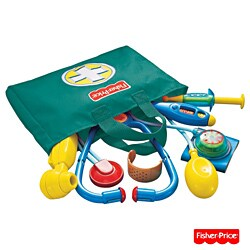 Fisher-Price 7-piece Pretend Play Medical Kit