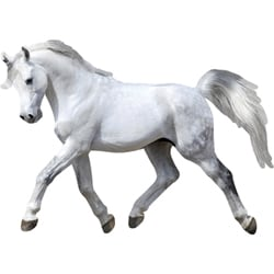 Paper House White Horse 300-piece Jigsaw Shaped Puzzle
