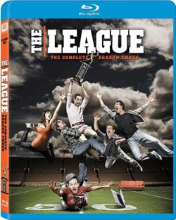 The League Season 3 (Blu-ray Disc) 9421944