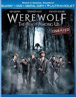 Werewolf: The Beast Among Us (Blu-ray/DVD) 9421962