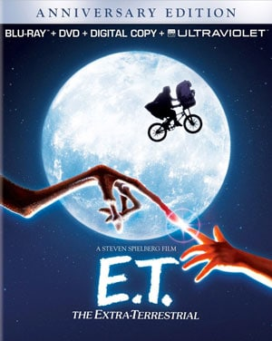 E.T. The Extra-Terrestrial (Blu-ray/DVD) 9428970