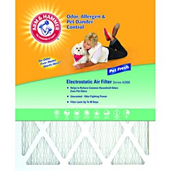 Arm & Hammer Pet Fresh Pet Protection Air Filter