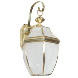 One-Light Outdoor Lantern