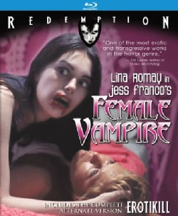 Female Vampire (Blu-ray Disc) 9438750