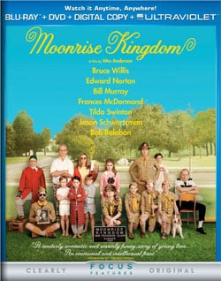 Moonrise Kingdom (Blu-ray/DVD) 9441704