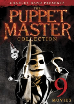 The Puppet Master Collection (DVD) 9442306