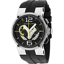 Officina Del Tempo Men's Racing Black Watch