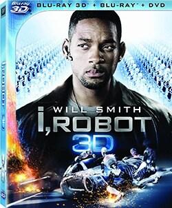 I, Robot 3D (Blu-ray/DVD) 9448943
