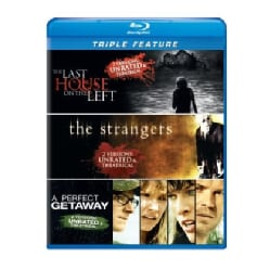 The Last House On The Left/The Strangers/A Perfect Getaway (Blu-ray Disc) 9449491