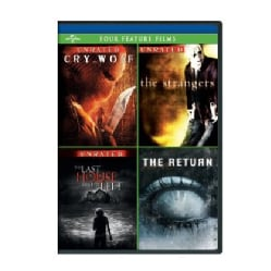 Cry Wolf/The Strangers/The Last House On The Left/The Return (DVD) 9449500