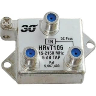 Sonora 6 dB 1-Port Vertical Tap (Directional Coupler), 2-2150 MHz