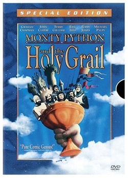 Monty Python & the Holy Grail (DVD) 104565