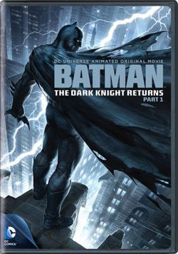 Batman: The Dark Knight Returns Part 1 (DVD) 9462362