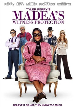Madea's Witness Protection (DVD) 9462754