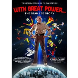With Great Power: The Stan Lee Story (DVD) 9463919