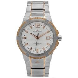 Jacques Lemans Men's Two-tone Stainless Steel Watch