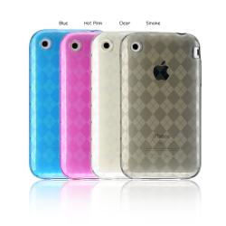 Premium Apple iPhone 3G/3GS Checker Protector Case