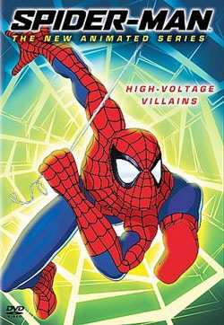 Spider-Man Vol 2: Animated Series (DVD) 790632
