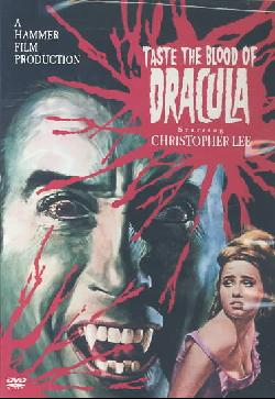 Taste the Blood of Dracula (DVD) 790701