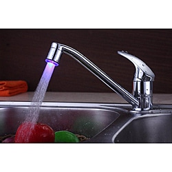 Kitchen LED Thermal Faucet