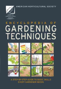 American Horticultural Society Encyclopedia of Gardening Techniques (Paperback)